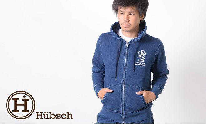 hubsch(ヒュブシュ) hubsch(ヒュブシュ)スウェット(上下・単品)