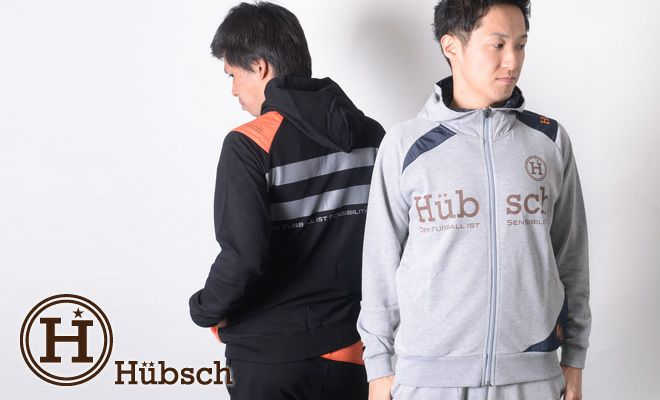 hubsch(ヒュブシュ) hubsch(ヒュブシュ)2016秋冬モデル